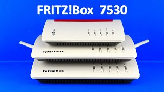 AVM FritzBOX 7530 AC+N - WLAN Test