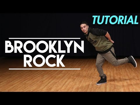How to do the Brooklyn Rock (B-boy Top Rock) (Hip Hop Dance Moves Tutorial) | MihranTV