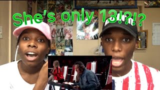"The Voice Kennedy Holmes ""Turning tables"" REACTION!!!"