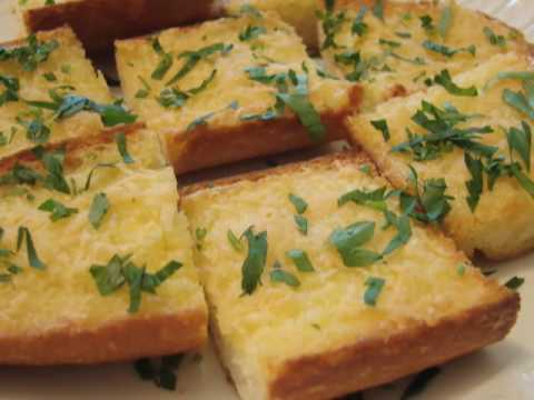 Garlic Bread Recipe – Aioli Garlic Bread