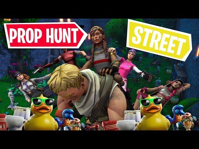 PROP HUNT - STREET