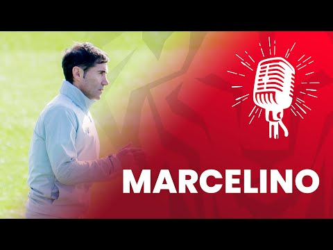 🎙️ Marcelino | pre Levante UD – Athletic Club I 25. J LaLiga 2020-21
