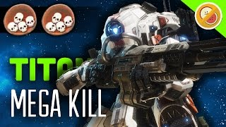 MEGA KILL! WIPING THE ENEMY TEAM! - Titanfall 2 Multiplayer Gameplay