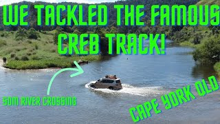 CREB Track July 2021 FPV GoPro [ Cape York Far North QLD ] Fresh opened track condition full length