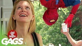 farse farsa cu spiderman