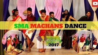 Savona Machans Dance | Onam 2017 | Mohanlal Jimikki Kammal | SMA | Italy
