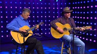 """Brooks Bayliss & Mike Waterfield Perform """"Make The World Go Away"""" by Hank Cockran"""