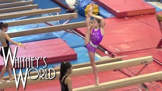 Balance Beam Workout | Whitney Bjerken