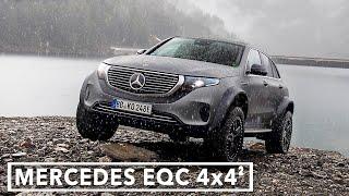 [YOUCAR] Mercedes EQC 4x4² (2020) Off-Road Electric SUV Concept