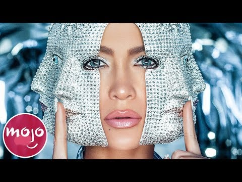 Top 10 Best Jennifer Lopez Music Videos