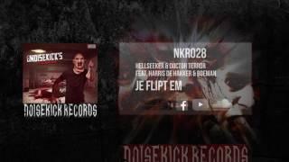 NKR028: 05. Hellseeker & Doctor Terror Feat. Harris De Hakker & Boeman - Je Flipt Em