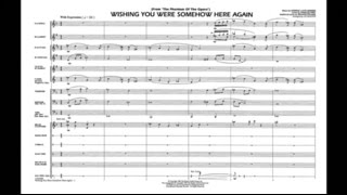 Wishing You Were Somehow Here Again by A.L. Webber/arr. P. Lavender