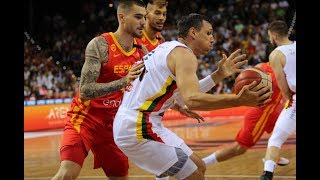 Spain vs Lithuania Preparation game highlights for FIBA Basketball World Cup 2019, August 2