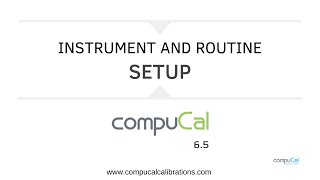 CompuCal video