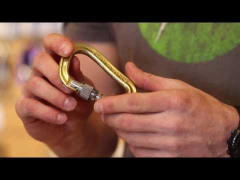 Black Diamond Small and Medium sized Carabiner Review