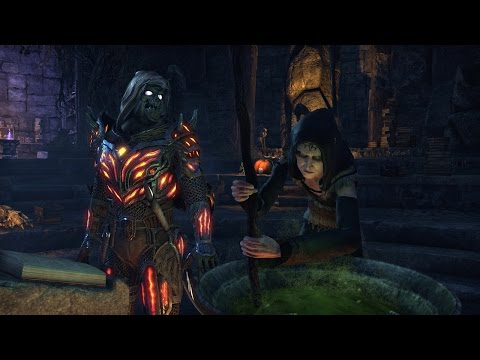 The Elder Scrolls Online — The Witches Festival is Coming!