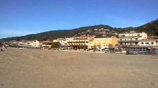 preview picture of video 'La spiaggia di Castiglione della pescaia.'