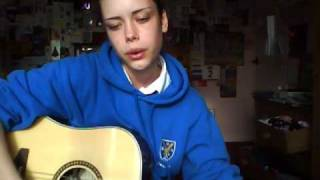 Joshua Radin - I'd Rather Be With You (Cover)