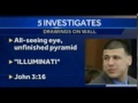 100% PROOF: Aaron Hernandez Illuminati Sacrifice Part 1 of 2