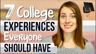 7 Things to Do Before You Graduate College