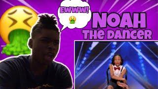 Noah Epps American Got Talent [REACTION🤮!]