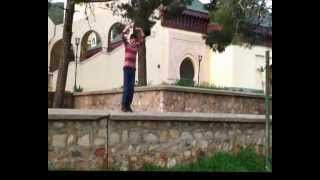 preview picture of video 'Crazy Boys Parkour Azrou ! Lmrani'