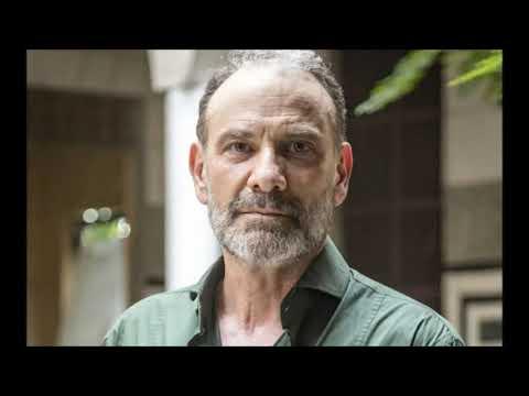 Marco Ricca é intubado em UTI com Covid