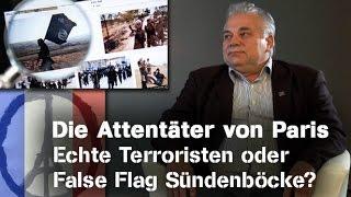 Die Attentäter von Paris: Echte Terroristen oder False Flag Sündenböcke? – Freeman im NuoViso-Talk