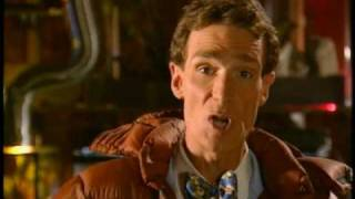 Bill Nye The Science Guy on  The Atmosphere (Full Clip)
