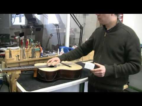 Konzertgitarre Pro Artes Sofa so good: Saitenlagenoptimierung