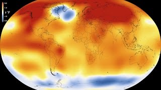 Earth's Long-Term Warming Trend, 1880-2015
