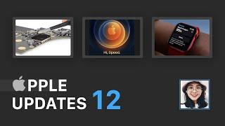 Apple Update #12: sự kiện iPhone 12, chip T2 lỗi bảo mật, Apple Watch đã đo được SP02