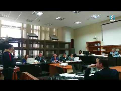 Haroldo Mendoza le reclama al juez Gálvez