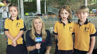 Brisbane school kids learnt the truth that food comes from farms not