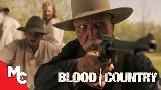 País de sangre   Película de drama occidental completa