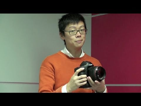 Canon EOS-1D Mark IV Hands-on Video