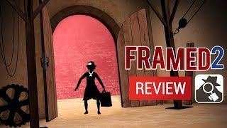 FRAMED 2 | AppSpy Review