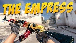 CS:GO - AK-47 | The Empress Gameplay