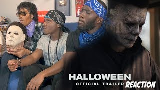 Halloween Official Trailer Reaction