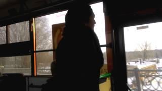 Злая бабка в автобусе не хочет платить за проезд 18+ ОСТОРОЖНО МАТ