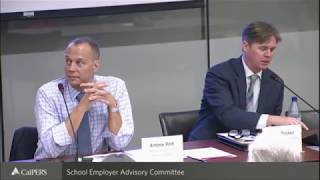 Employer Advisory Committee Meeting - CalSTRS | May 2, 2018