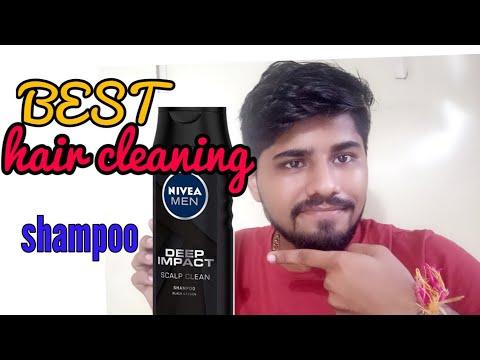 Nivea men| Deep impact | scalp clean shampoo review
