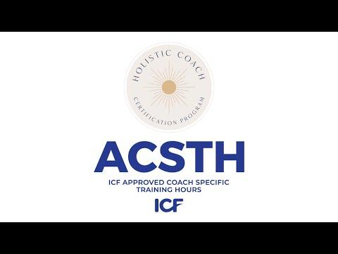 Holistic Coach Certification Program - YouTube