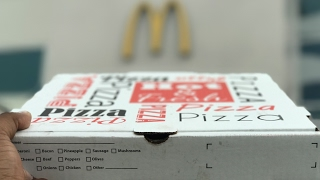 McPizza at the World's Largest McDonalds - Video Youtube