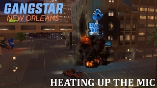 Gangstar New Orleans - HEATING UP THE MIC (STORY) - 3 STARS