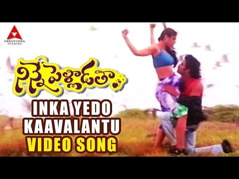 Inka Yedo Kaavalantu Romantic Video Song || Ninne Pelladatha Movie || Nagarjuna,Tabu