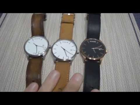 HONEST MVMT Watch Review – Worn over a year – White Tan – Rose Gold