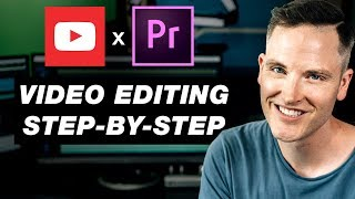 How to Edit YouTube Videos Fast! (Beginner Tutorial)