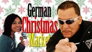 「黒のカリスマ」蝶野正洋降臨!GermanXmasMarket&Mr.BlackJackMasahiroChonoInterview