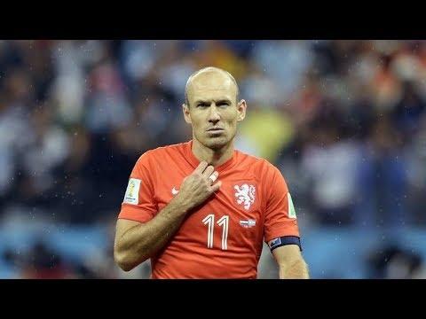 Arjen Robben ● Top 10 Goals Ever | 2000-2018